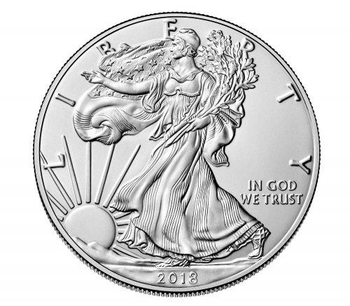 2018 s1d silver eagle raw obv 500x437.5